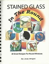 Stained Glass Pattern In The Round 20 Great Designs Round Windows Stained Glass