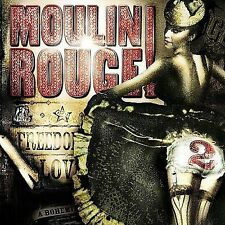 Moulin Rouge, Vol. 2 (CD) Nicole Kidman, Amiel, John Broadbent, Evan McGregor !!