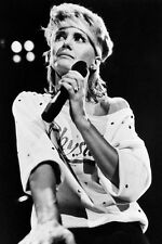 Olivia Newton-John wearing Physical t-shirt concert 11x17 Mini Poster
