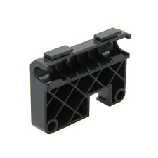 Plastica parte Y-axis left end for MK8 MK7 Makerbot stampante 3d Black ABS