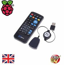 USB Remote Control for Raspberry Pi XBMC Media Centre