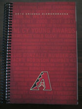 Arizona Diamondbacks 2013 Official MLB Media Guide-NEW