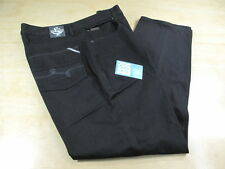 LRG GEANS BLACK STRAIGHT FIT DENIM JEANS 38 LIFTED RESEARCH DEVELOPMENT K115016