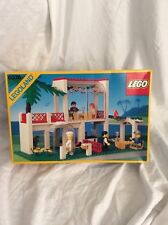 NISB LEGO 10037 Legend Breezeway Cafe (Reissue of Town 6376) Rare Vintage