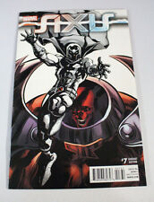 Avengers & X-Men Axis #7 1:50 Ryan Stegman Young Guns Incentive Variant Edition