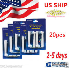 20pcs Replacement Soft PRECISION CLEAN Toothbrush Heads Electric Oral-B US SHIP