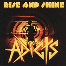 Rise and Shine [Bonus Tracks] by The Adicts (CD, 2004, SOS Records)