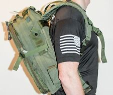 SPEC OPS/DEV GRU/NAVY SEAL ASSLT MEDICAL BAG (OD GREEN)