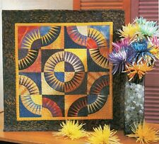 """New York Minute     Finished   Size -21""""x21""""       Quilt  pattern only"""