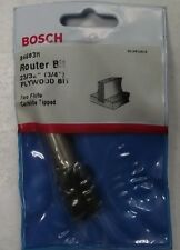 "Bosch 84603M 23/32"" (1/2"" Shank) Carbide Tipped Plywood Mortising Router Bit USA"