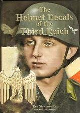 The Helmet Decals of the Third Reich Helme Stahlhelme Modelle Varianten Buch NEU
