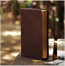 Blank Diaries Journals Notebook Note Book PU Leather Cover High Quality Hot Sale