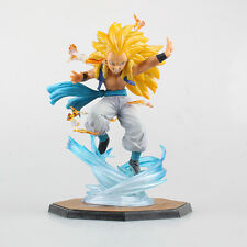 DRAGON BALL | Gotenks Super Saiyan 3 Figure 16cm PVC