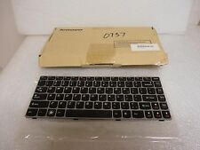 New Lenovo English US Keyboard 25010737 Z360 T2T-US MP-10A13US-686