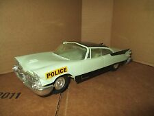 Jo-Han 1959 Dodge Custom Royal Lancer green/ black custom police Promo Car