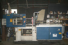 50 Ton Van Dorn Trubor Plastic Injection Molding Machine Press with Maunals
