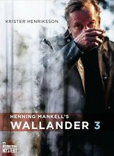 Wallander: Season 3 (2014, DVD NIEUW)4 DISC SET