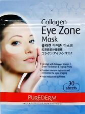 Purederm Collagen Eye Zone Mask 30Sheets (1Pack)