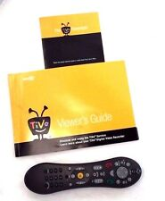 """TIVO REMOTE PLUS """"VIEWERS GUIDE"""" MANUAL-USED-NOT IN A BOX"""