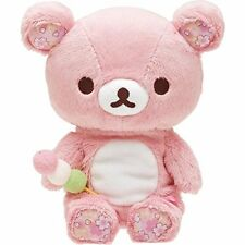 PSL Rilakkuma Sakura Cherry blossom Plush Doll Figure San-X Japan F/S NEW