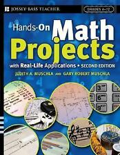 J-B Ed Hands On: Hands-On Math Projects with Real-Life Applications 27 by...