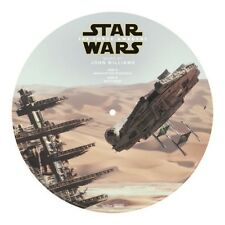 "John Williams STAR WARS Record Store Day 2016 RSD Vinyl Picture Disc 10"" Single"