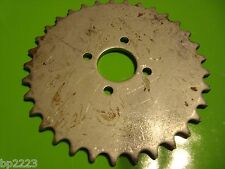 SEARS/CRAFTSMAN SNOWBLOWER TRACK SPROCKET 5930, ASA 40-33TX 1.12 ID NEW