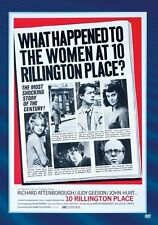 10 RILLINGTON PLACE (1971 John Hurt) - Region Free DVD - Sealed