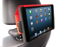 InCarBite Deluxe iPad 4 Case / Headrest Mount / Stand M3-40-3