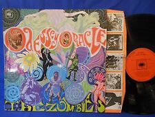 THE ZOMBIES ODESSEY ORACLE ORIG UK 63280 CBS MONO NEAR MINT