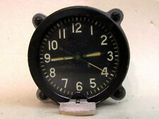127 ChS MILITARY TANK AND AVIATION COCKPIT CLOCK USSR RUSSIAN