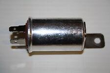 Coche clásico Destellador Unidad de enlace de indicadores 12v Luz Intermitente 3 Pin