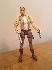 ULTRA RARE LARA CROFT TOMB RAIDER ACTION FIGURE 6.5 ""