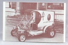 PADDY WAGON ICAS Custom Car 1972 Exhibit Arcade Card