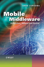 Mobile Middleware: Supporting Applications and Services, Tarkoma, Sasu, Very Goo