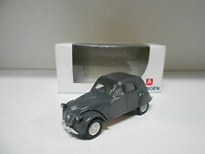 CITROEN 2CV GRIS NOREV 3 INCHES 1/64
