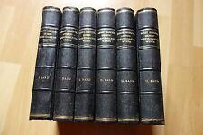 6 Bände Ernst Haeckel Gemeinverständliche Werke 1924