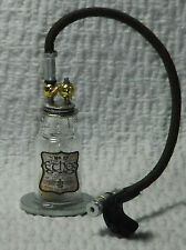 Dollhouse miniature handcrafted 1/12th scale Ether mask Bottle Medical Morgue