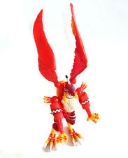 "DIGIMON Manga Anime Toy Raidramon 6"" figure 100% COMPLETE, VERY RARE,pokemon"