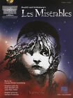 Les Miserables Broadway Singers Edition Vocal & Piano Music Book/CD