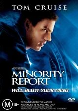 Minority Report (DVD, 2003, 2-Disc Set)