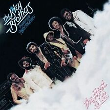 ISLEY BROTHERS HEAT IS ON 1 EXTRA TRACK REMASTERED CD NEW