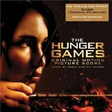 SCORE - DIE TRIBUTE VON PANEM SCORE/THE HUNGER GAMES  CD 18 TRACKS++++++ NEU