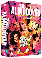 DVD:PEDRO ALMODOVAR - THE ULTIMATE COLLECTION - NEW Region 2 UK