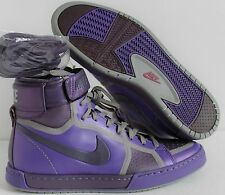 NIKE MEN AIR FLYTOP ST VARSITY PURPLE SZ 9  [375384-551]