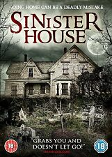 SINISTER HOUSE - DVD - REGION 2 UK