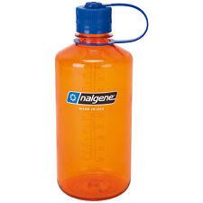 Trinkflasche NALGENE 1l Narrow Mouth Wasserflasche WATERBOTTLE orange NO BPA