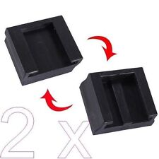 2x Standard Flash Hot Shoe Mount Adapter fr Sony Camera a580 a560 a550 a500 a450