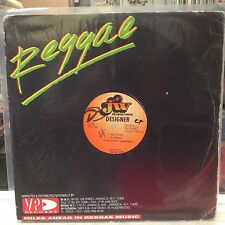 "VG+ 12""~DESIGNER [KEITH PRESCOTT} Ra-Ti Ray / Dance Mix / This Is It ~REGGAE~"