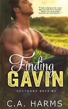 Finding Gavin by C. A. Harms (2015, Paperback)